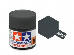 Tamiya Acrylic Mini XF-63 German Grey - 10ml Jar