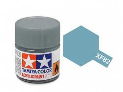 Tamiya Acrylic Mini XF-82 RAF Ocean Grey 2 - 10ml Jar