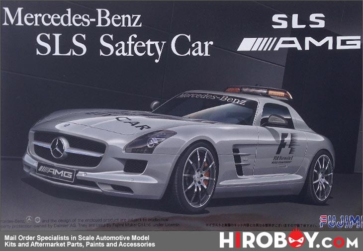 1 24 mercedes benz sls amg gt3 safety car fuj 123981 for Mercedes benz sls amg gt3 price