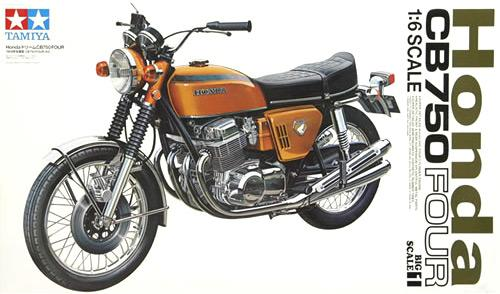 1:6 Honda Dream CB750 Four - #16001