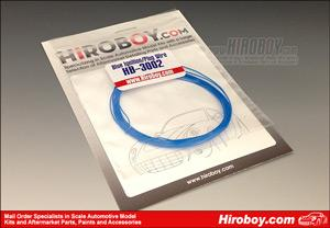 Ignition/Plug Wire - Blue (0.4mm)