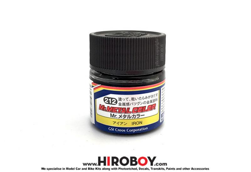 Iron Mr Metal Color (10ml)