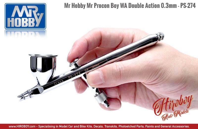 Mr Hobby Mr Procon Boy WA Double Action 0.3mm - PS-274