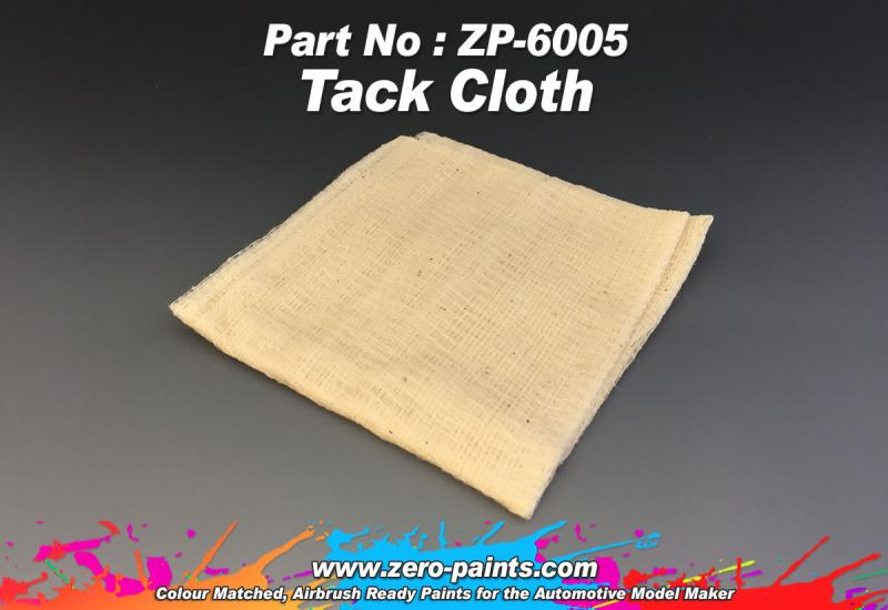 Tack Cloth from Zero Paints