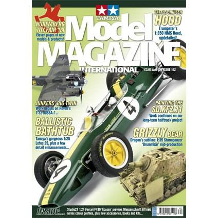 Tamiya Model Magazine - #162 (Lotus 25)
