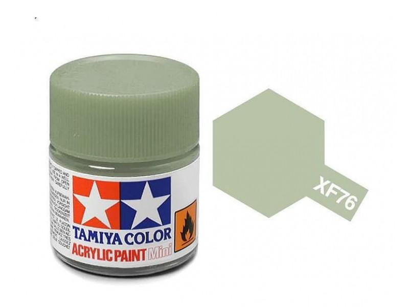 Tamiya Acrylic Mini  XF-76 IJN Gray Green  - 10ml Jar