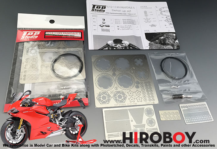 Ducati Panigale Parts Manual
