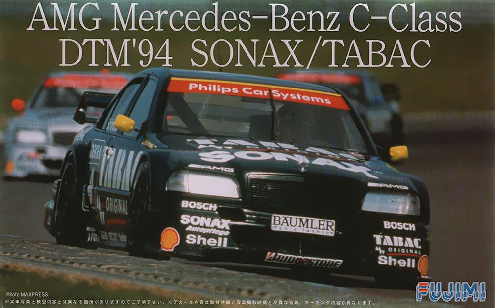 1 24 Amg Mercedes Benz 1 C Class Dtm 94 Sonax Tabac Fuj