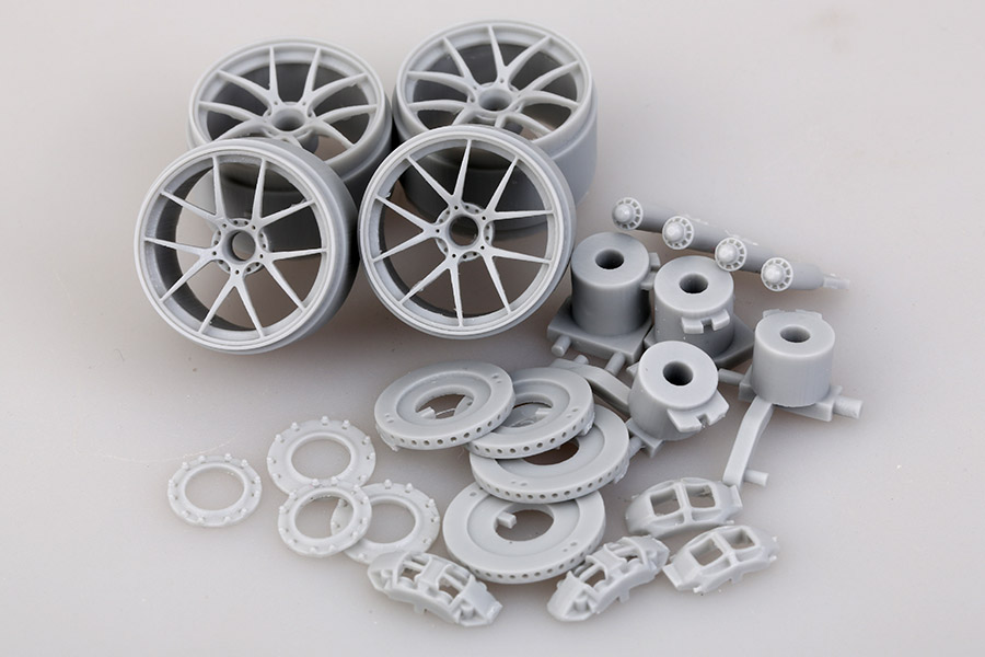 Bmw European Delivery >> 1:24 BMW M3 DTM Brake System and Wheels for Revell | HD03 ...