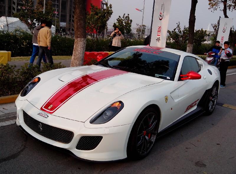 1 24 Ferrari 599 Gto Stripes Decals Hd04 0070 Hobby Design