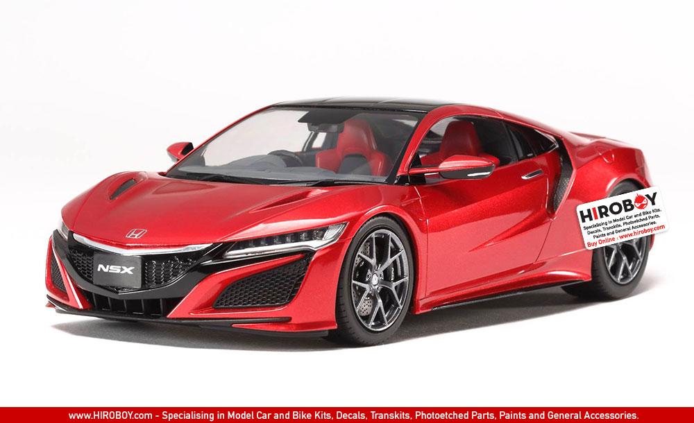 1:24 Honda NSX (Acura) 2016 Model Kit 24344 | TAM24344 ...