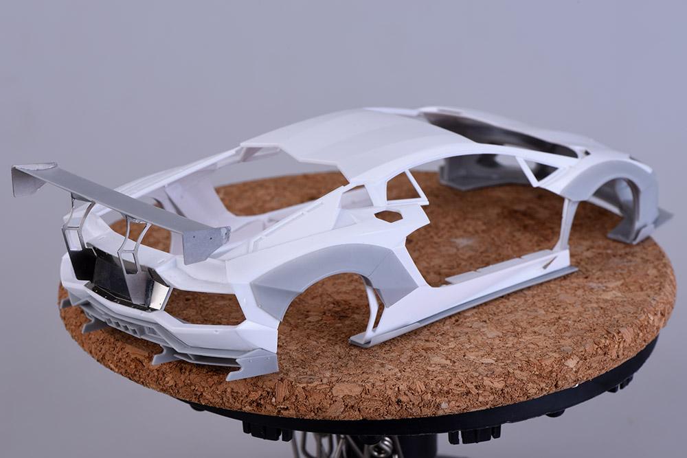 1 24 lb lp700 wide body detail up sets resin pe metal parts decals aoshima hd03 0360