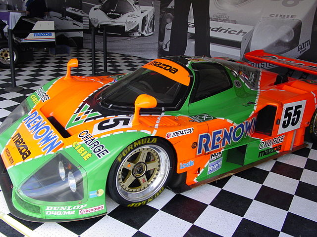 1 24 mazda 787b charge reown 55 le mans 1991 decals. Black Bedroom Furniture Sets. Home Design Ideas