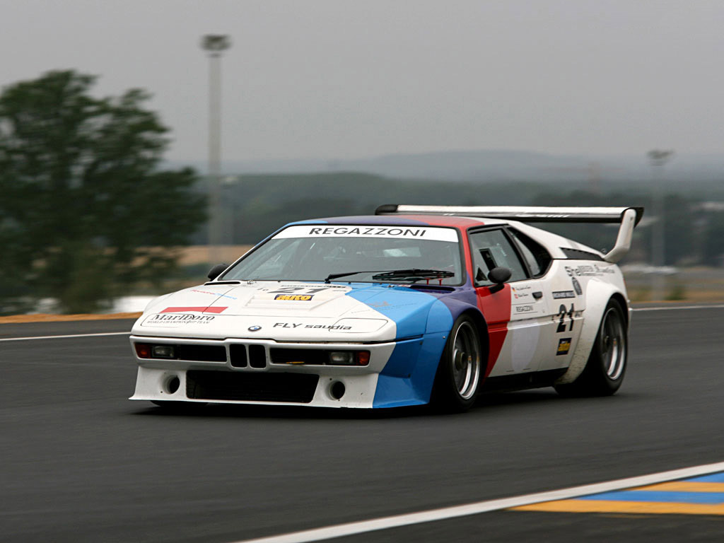 1 124 Bmw M1 Procar Model Kit Rev07247 Revell