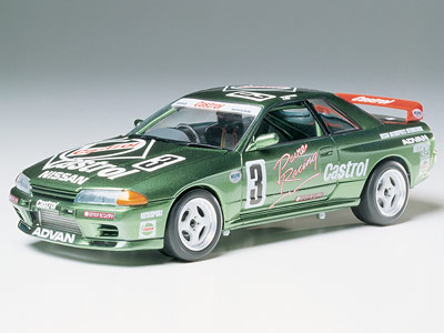 Castrol Green Paint