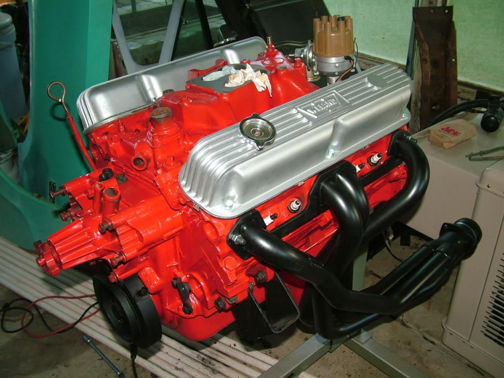 Chrysler Usa Red Engine Paint 30ml Zp 1392 Zero Paints