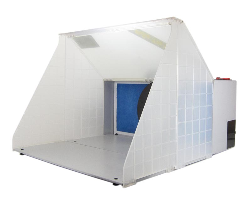 Portable Paint Booth >> Portable Spray Booth | AB500 | Various/Misc