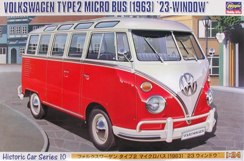 1 24 volkswagen type 2 micro bus 1963 23 window hsg for 1963 vw bus 23 window