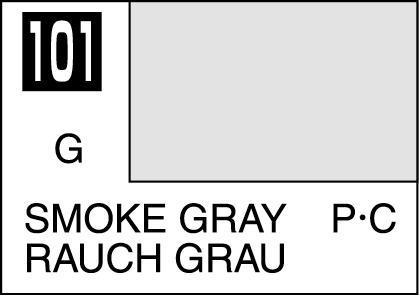 Mr Color Paint Smoke Gray 10ml C101
