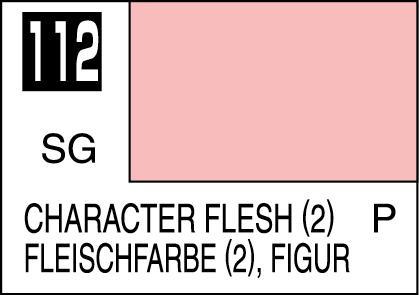 Mr Color Paint Character Flesh 2 10ml C112 Gsi C 112 Gunze