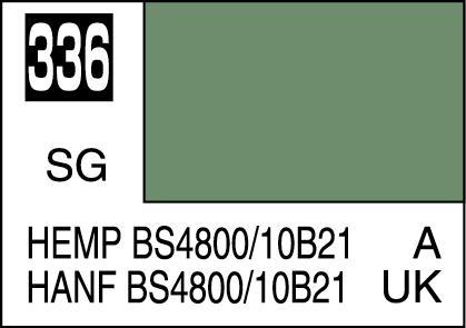 Mr Color Paint Hemp Bs480010b21 10ml C336 Gsi C 336 Gunze