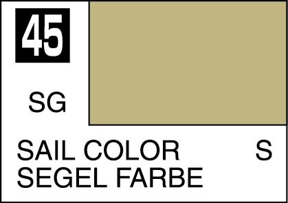 Mr Color Paint Sail Colour 10ml C045 Gsi C 045 Gunze Sangyo
