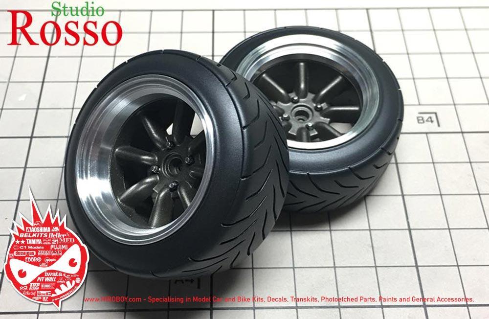 1 12 16 Quot Watanabe 8 Spoke Wheels Set Of 4 Sr 16 8