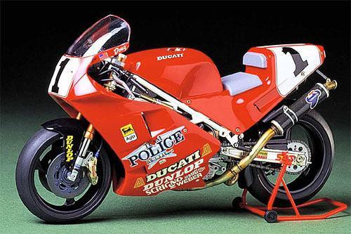 Tamiya 14063 Ducati 888 Superbike Racer 1//12 Model Kit NIB