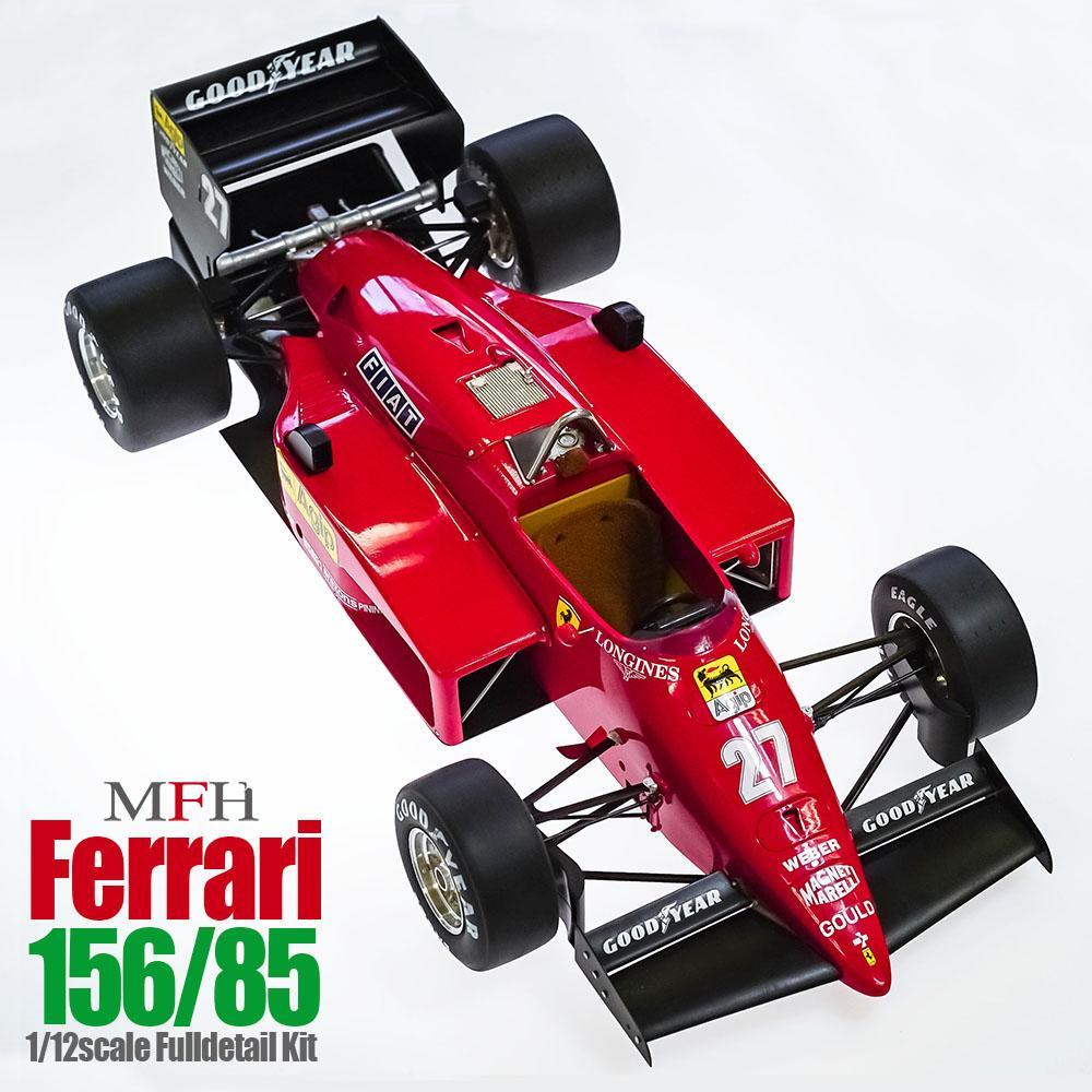 112 Ferrari 156 85 Verb 1985 Rd5 Canadian Gp 27 Malboreto Ae86 Corolla Usa Canada Ewd Wiring Diagrams For The B 28 Sjohansson