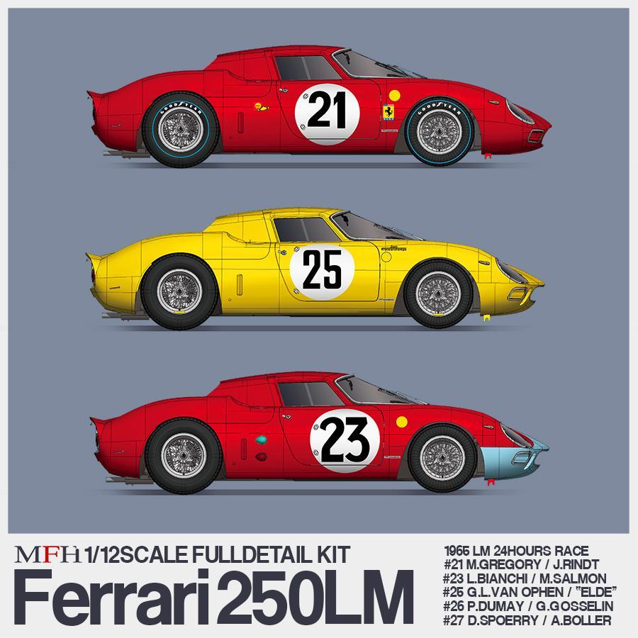 DECAL 1//43 FERRARI 512 S 1970 #23 SPA MG 1//43