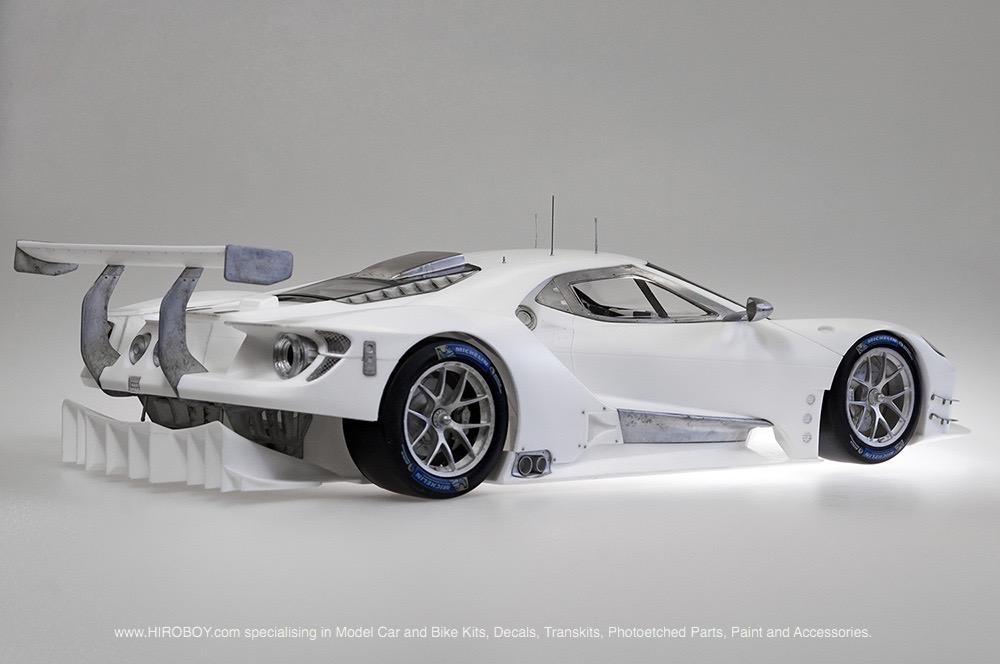 Ford Gt  Le Mans  Hours Race Team U K