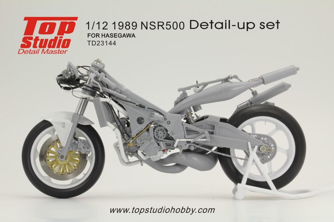112 Honda Nsr500 Detail Up Set For Hasegawa Td23144 Top Studio Bmw E34 Fuel Filter Location