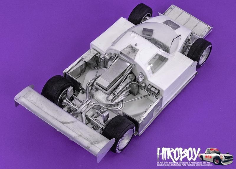 1:24 Jaguar XJR-12 Ver.A : 1990 LM Winner   MFH K683 ...