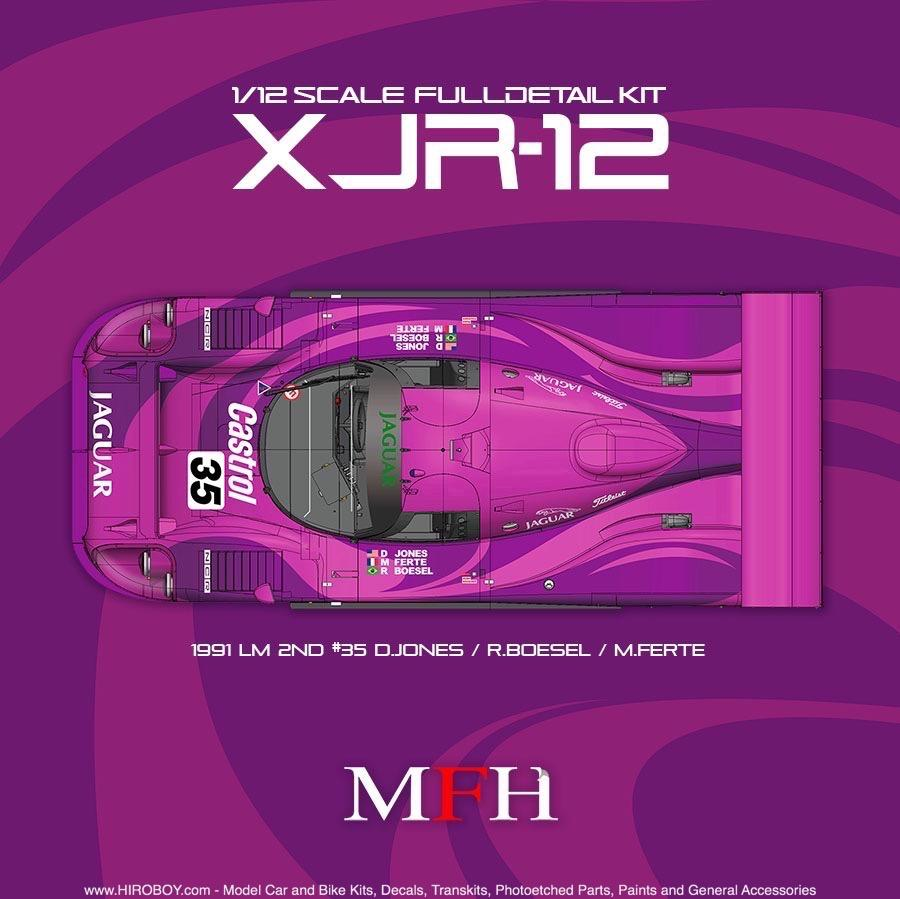 112 Jaguar Xjr 12 K596 Ver B 1991 Lm Mfh Model Factory Hiro Ae86 4age Wiring Diagram Issues