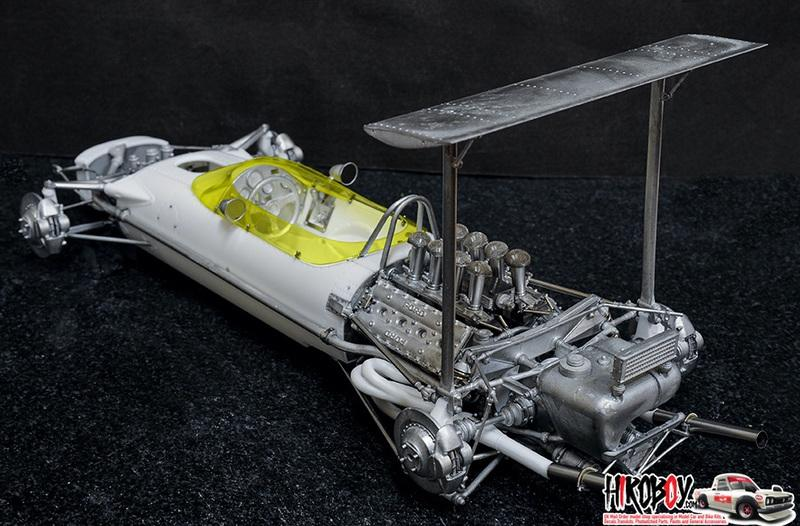 Lotus 49 49B Transkit Nase 1967 1//12 Clark Hill Siffert