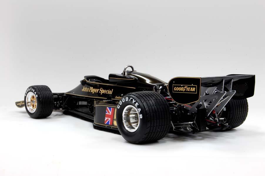 ... 1:12 Lotus 77 Conversion Transkit (Tamiya) ...