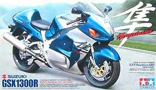 MOTO 1//24 SUZUKI  GSXR 1300 HAYABUSA COLLECTION GM  MOTORRAD MOTORCYCLE