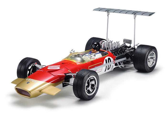 ... 1:12 Team Lotus Type 49B (c/w Photoetched Parts) (Lotus ...