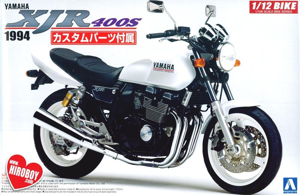 112 Yamaha XJR 400S 1994 Model Kit
