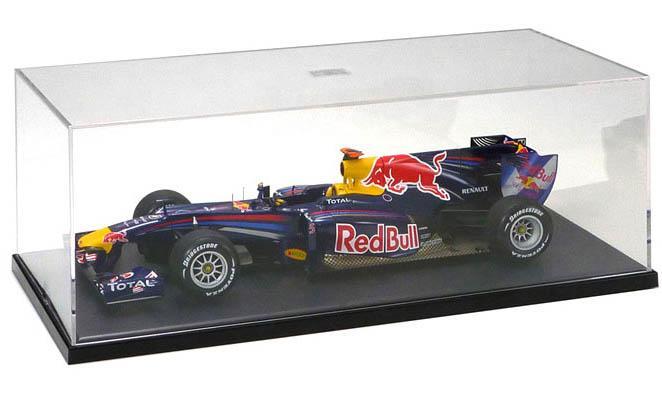 1:20 Display Cases U0027Pu0027 (1:20 Scale Modern F1 Cars)   73020