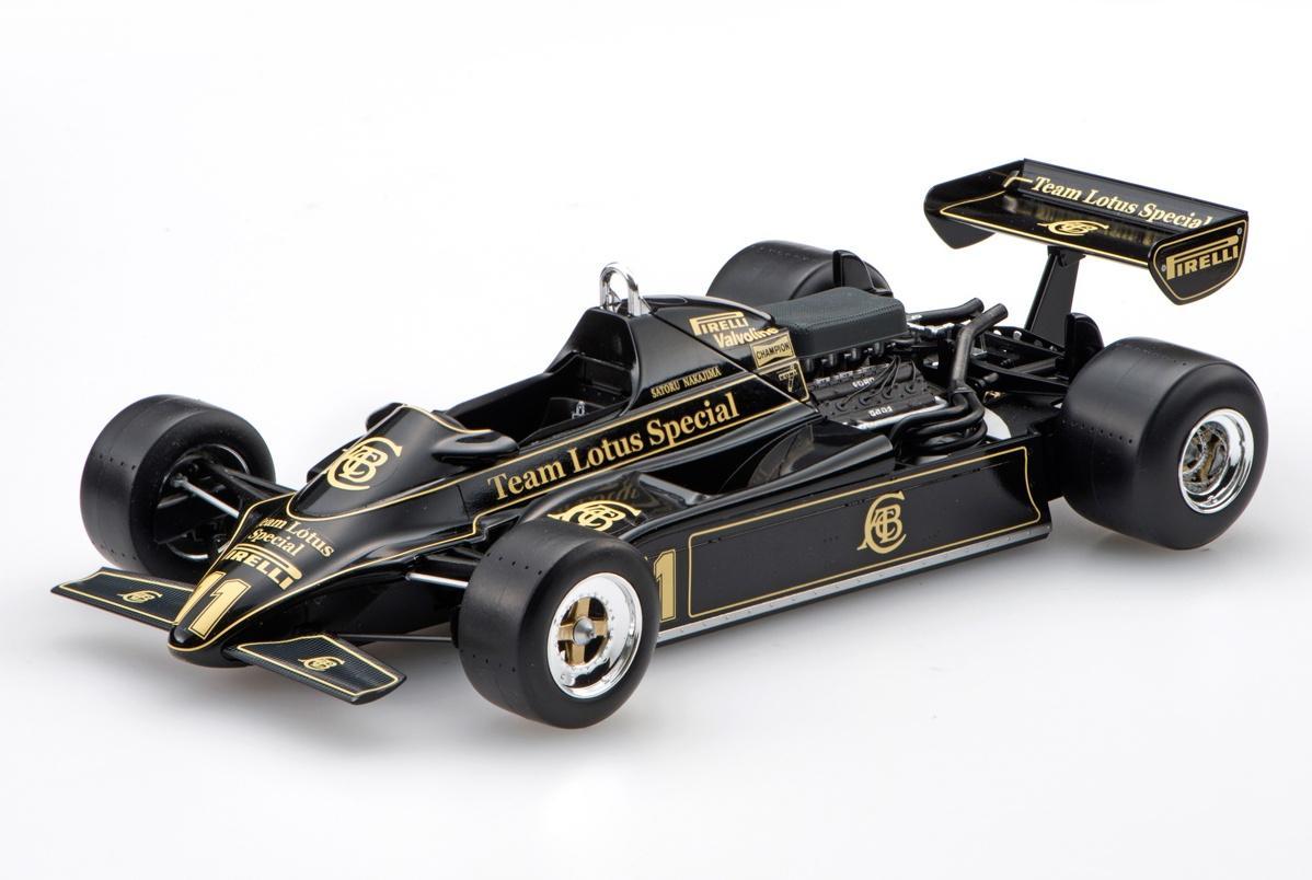 ... 1:20 Team Lotus Type 91 1983 Satoru Nakajima First F1 Test