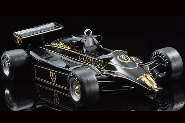 ... 1:20 Team Lotus Type 91 (Lotus 91) By Ebbro ...