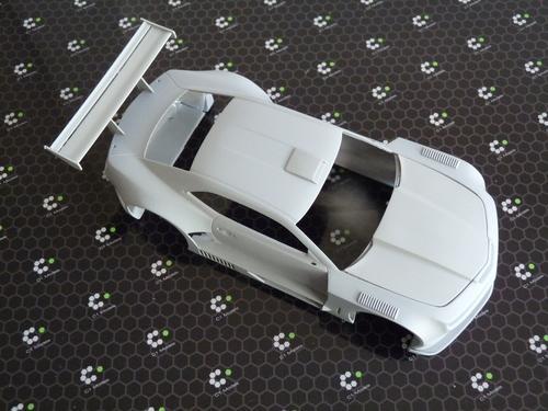 1:25 ALMS style Camaro Transkit