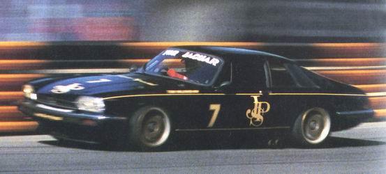 1:24 1984 Macau Guia Race JPS TWR Jaguar XJS Gr A #7 Winner - Tom  Walkinshaw Decals