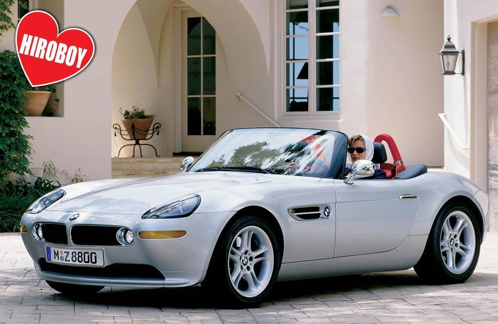 1:24 BMW Z8 (E52) Model Kit | REV-07080 | Revell