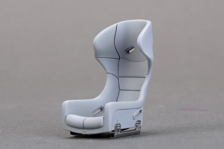 1:24 Bride Maxis III Racing Seats (PE+Resin+Decal)