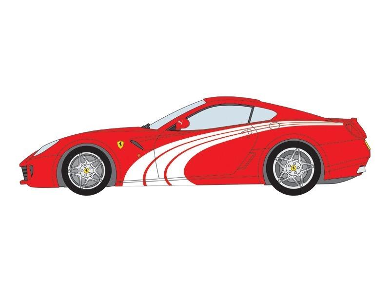 ... 1:24 Ferrari 599 GTB Puma Decals