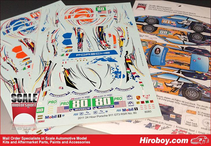 1//18 Waterslide Decals Set for Back to the Future Delorean