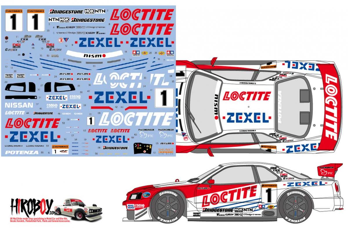 multiple scales 1988 Camel Porsche 962 decals Tamiya//Hasegawa//Revell