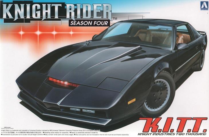1 24 knight rider 2000 k i t t 1982 pontiac trans am. Black Bedroom Furniture Sets. Home Design Ideas